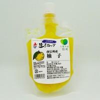 生シロップ柚子
